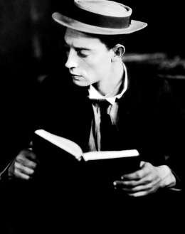 buster-reading