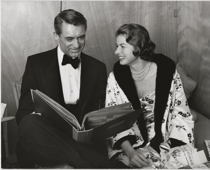 Ingrid bergman and cary grant an indiscreet friendship for Cary grant first movie