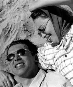 James Stewart, Olivia De Havilland 1938 Copyright John Swope Trust / MPTV
