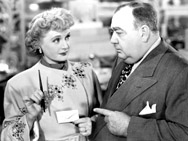 The Cheaters (1945) Directed by Joseph Kane Shown: Joseph Schildkraut, Billie Burke