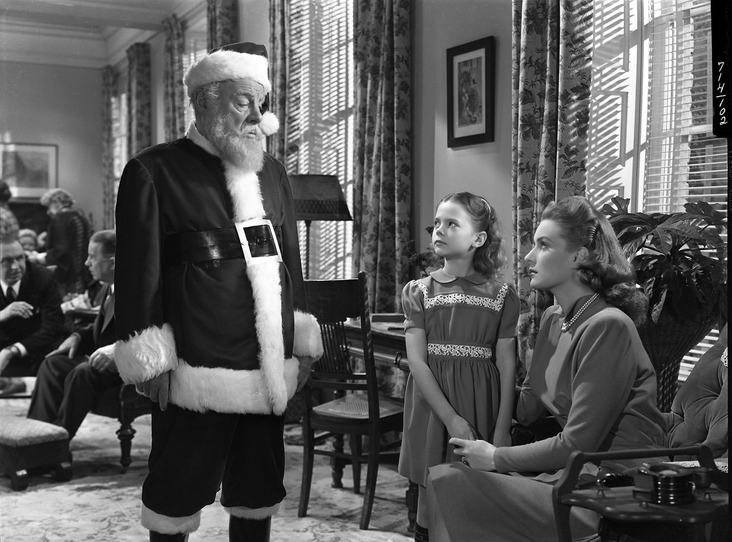 Tintype Tuesday Behind The Scenes Of Miracle On 34th Street Sister Celluloid