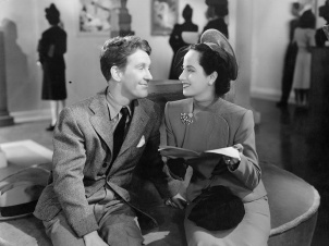 That Uncertain Feeling (1941) Directed by Ernst Lubitsch Shown from left: Burgess Meredith, Merle Oberon