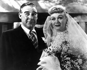 WE'RE NOT MARRIED!, Paul Douglas, Eve Arden, 1952, (c) 20th Century Fox, TM & Copyright