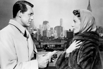 An Affair to Remember (1957) Directed by Leo McCarey Shown: Cary Grant, Deborah Kerr