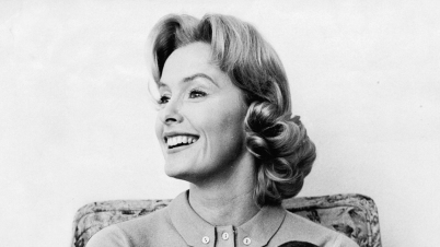 Mandatory Credit: Photo by ANL/REX/Shutterstock (1314851a) Actress Dina Merrill Actress Dina Merrill